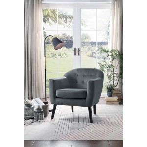 Accent Chair/1127GY-1