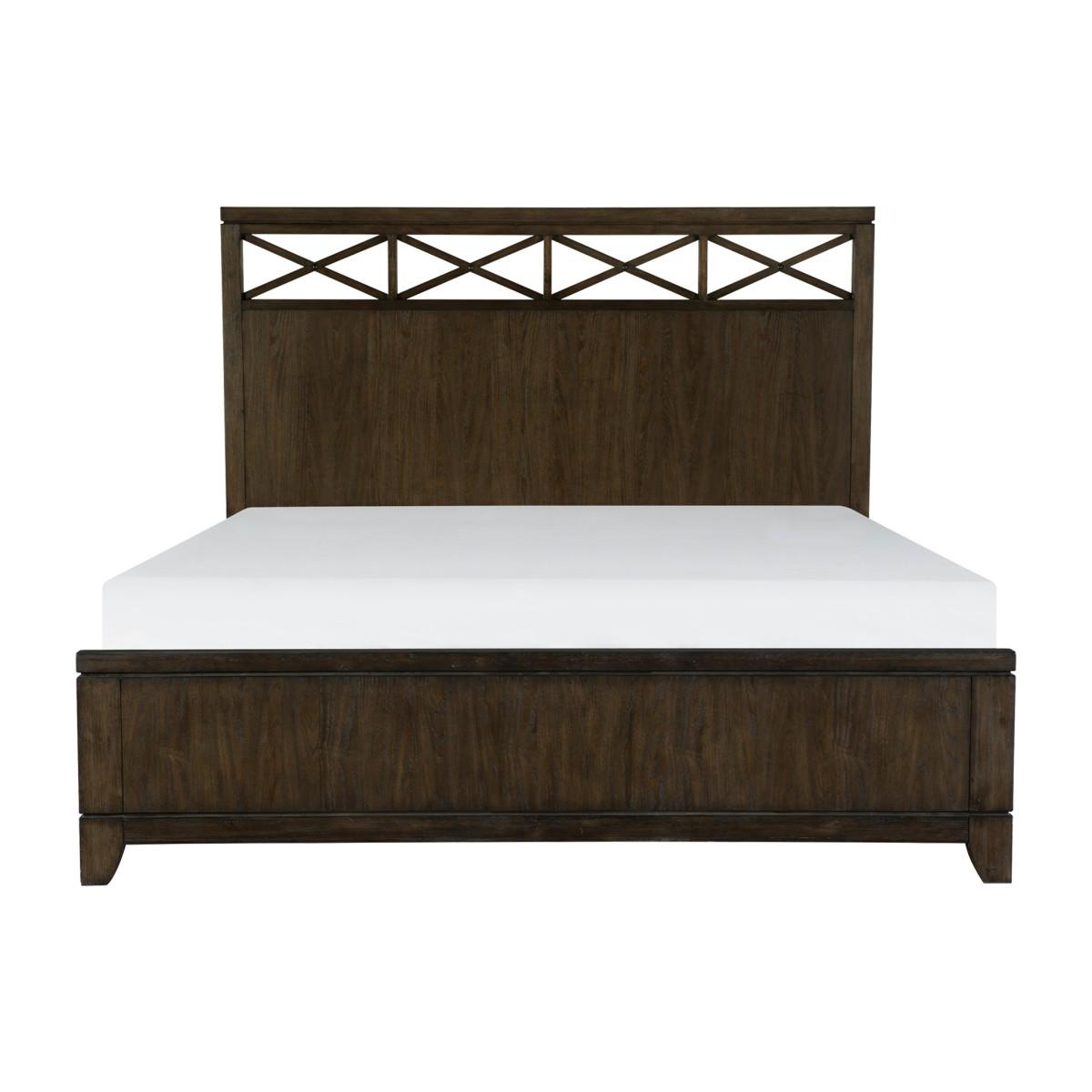 1669k 1ek Eastern King Bed