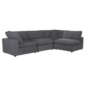 4-Piece Modular Sectional/9546GY*4SC