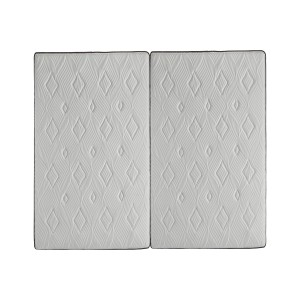 12″ Split California King Gel Mattress (2-Piece)/MT-G12CT*2