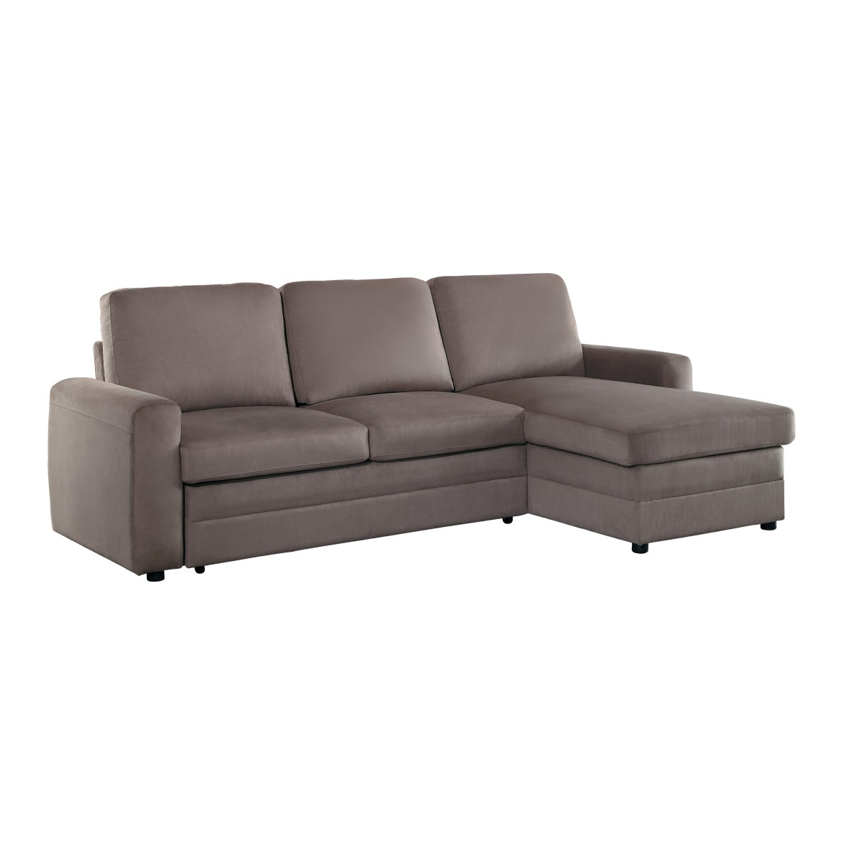 8211 2 Piece Reversible Sectional With